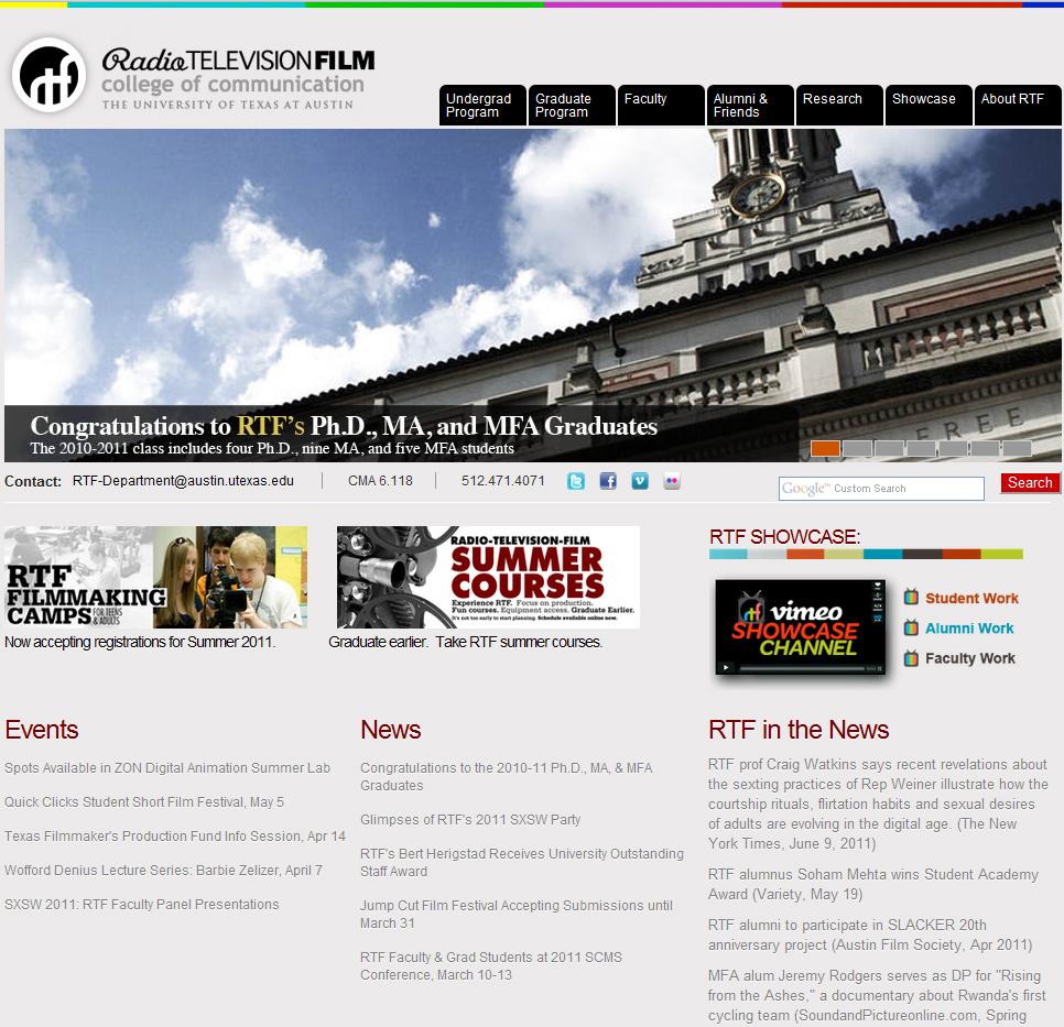 Radio-Television-Film